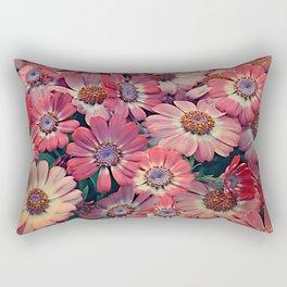 Flower carpet(51). Rectangular Pillow