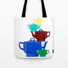 Favoriteware Stacked Pots Tote Bag