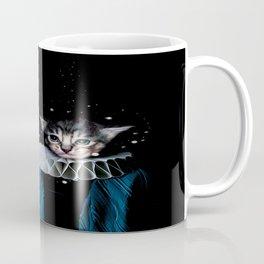 Cosmic Kitty Coffee Mug
