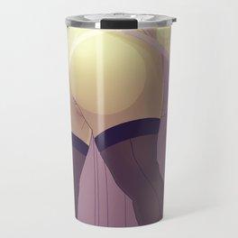 BBW Pin Up - Rosebud Travel Mug
