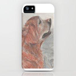 Sea Dog iPhone Case