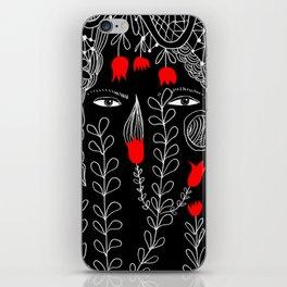 Love Skulls iPhone Skin