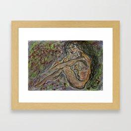 Insomnia is Beautiful Framed Art Print