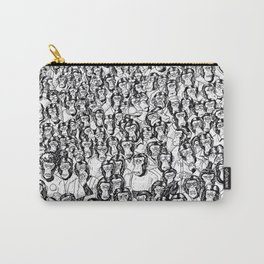 monkeys crew Carry-All Pouch