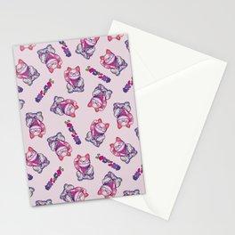 Maneki Neko Cotton Stationery Cards