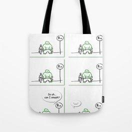 Supers - Smash Tote Bag