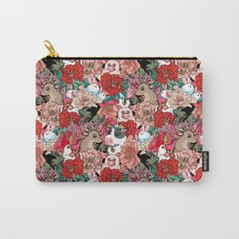 Because Vegan Carry-All Pouch