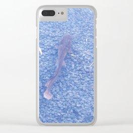 Catfish in the Jordan Clear iPhone Case