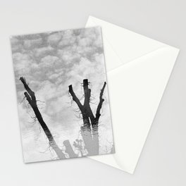 step into my dreams Stationery Cards
