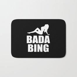 Bada bing television quote Bath Mat