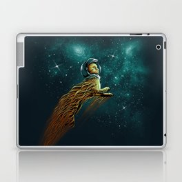 Catstronaut Laptop & iPad Skin