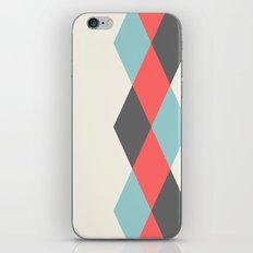 Weaving Diamonds iPhone & iPod Skin