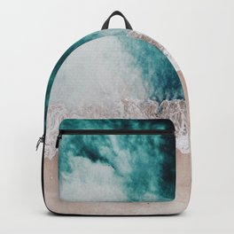 Ocean (Drone Photography) Backpack