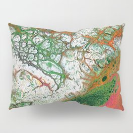 Orange Crush Pillow Sham