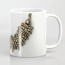 Mongolian gold necklace Coffee Mug