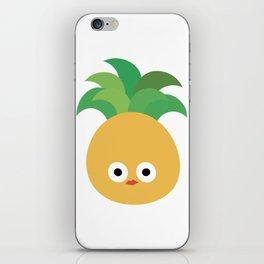 Abbu's pineapple iPhone Skin