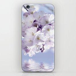 Spring 297 sakura iPhone Skin