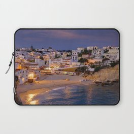 Carvoeiro in the evening Laptop Sleeve