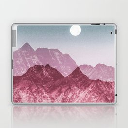 Unstoppable moon Laptop & iPad Skin