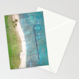 Hawaiian Shores Stationery Cards
