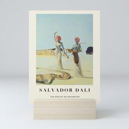 Poster-Salvador Dali-The Skin of an Orchestra. Mini Art Print