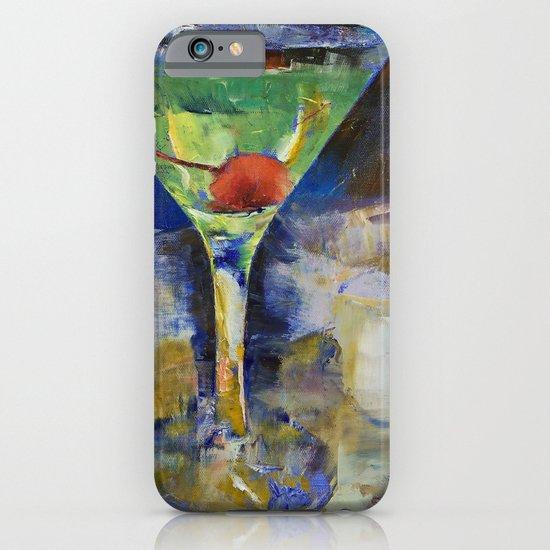Summer Breeze Martini iPhone & iPod Case