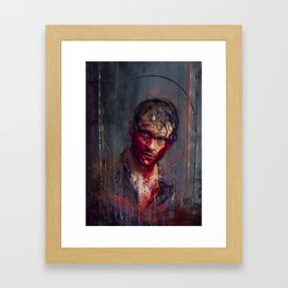 Sanguigno Framed Art Print