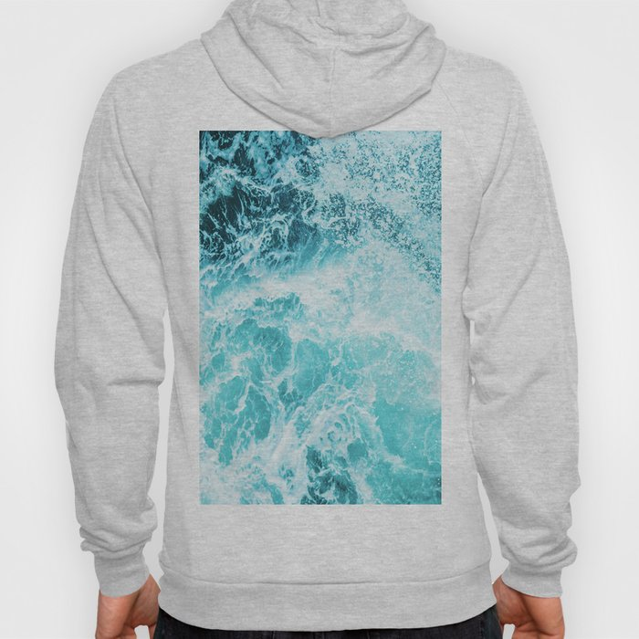 Perfect Sea Waves Hoodie
