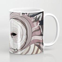 Owl Winter Coffee Mug