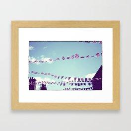 This Land Is Mine - Original Photographic print Framed Art Print