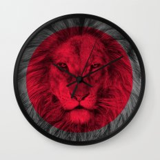 Wild 5 by Eric Fan & Garima Dhawan Wall Clock