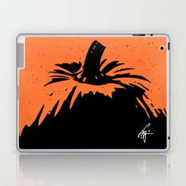 Witches and Pumpkins Laptop & iPad Skin