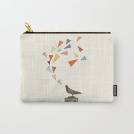 Pigeon Radio Carry-All Pouch