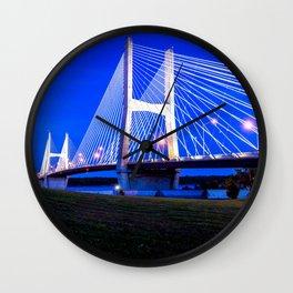 Bill Emerson Bridge Wall Clock