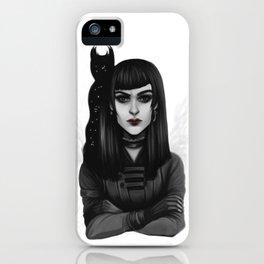 Nevernight iPhone Case