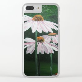 Aren't You a Daisy? Clear iPhone Case