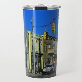 Downtown Blissfield Travel Mug
