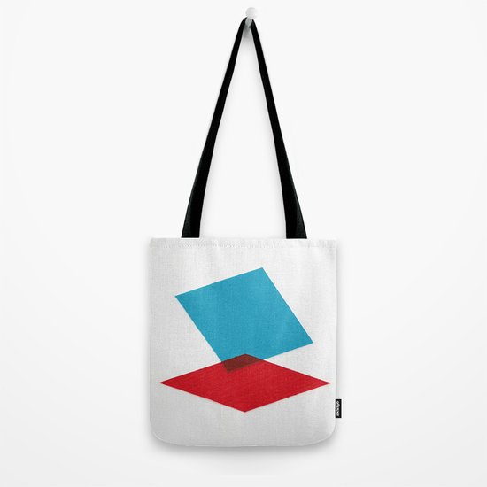 Anaglyph Tote Bag