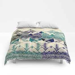 Two Worlds Comforters