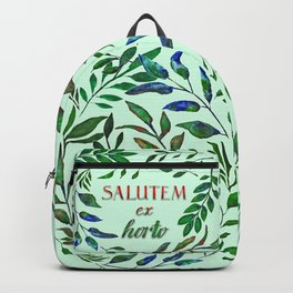 Greetings from the Garden! Backpack