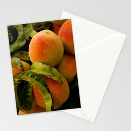 Peaches for me Stationery Cards