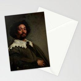 """Diego Velázquez """"Portrait of Juan de Pareja"""" Stationery Cards"""