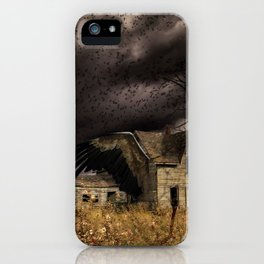 Home Is Where The Heart Is-Individual 3  iPhone Case