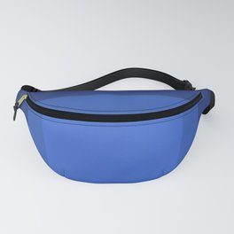 Block Colors - Blue Fanny Pack