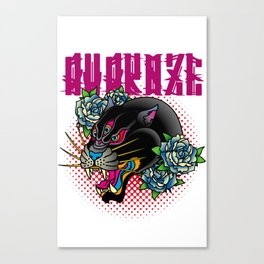 AVZ-TT-PANTHER Canvas Print