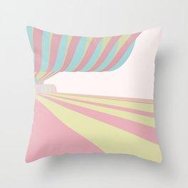 Neopolitan Throw Pillow