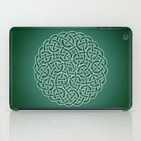 celtic iPad Cases featuring Celtic knot by tuditees
