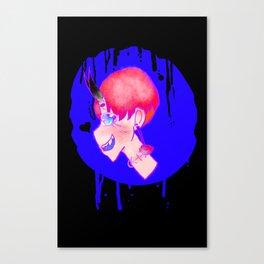 Love candy Canvas Print