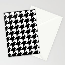 Houndstooth Stationery Cards