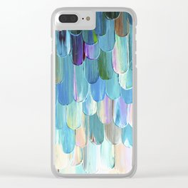 Mermaids dream Clear iPhone Case